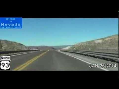 Las Vegas NV to Twin Falls ID 2014