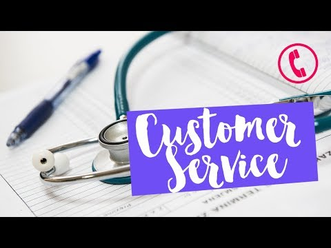 Customer Service Telephone Role Play ☎️ Medical Insurance Qu