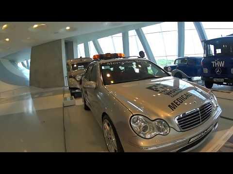 EUROTRIP 2017 - Stuttgart - Mercedes-Benz Museum