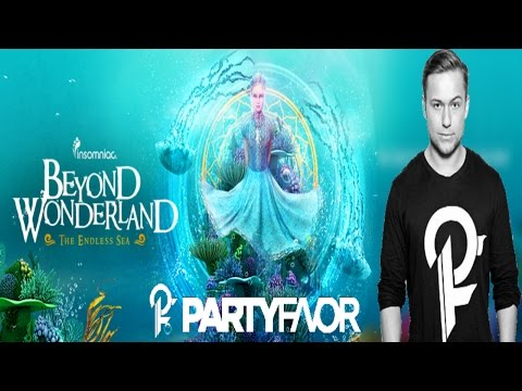 BEYOND WONDERLAND 2017 - PARTY FAVOR  (HD 60fps)