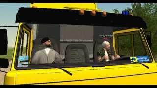Дальнобойщики 2 (1-я серия)CR-MP