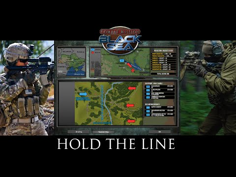 Combat Mission: Black Sea - Hold The Line! EP 1