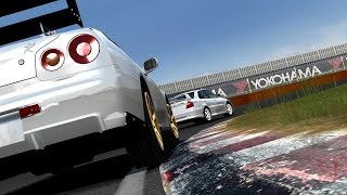 Forza Motorsport 2 Gameplay Xbox 360 (HD)
