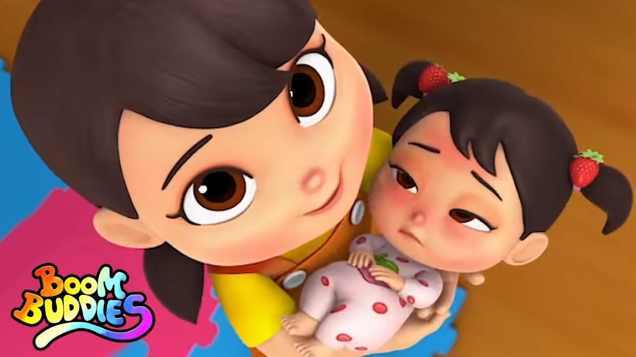 Canción enferma | Canciones infantiles | Educación | Kids TV Español Latino | Videos animados