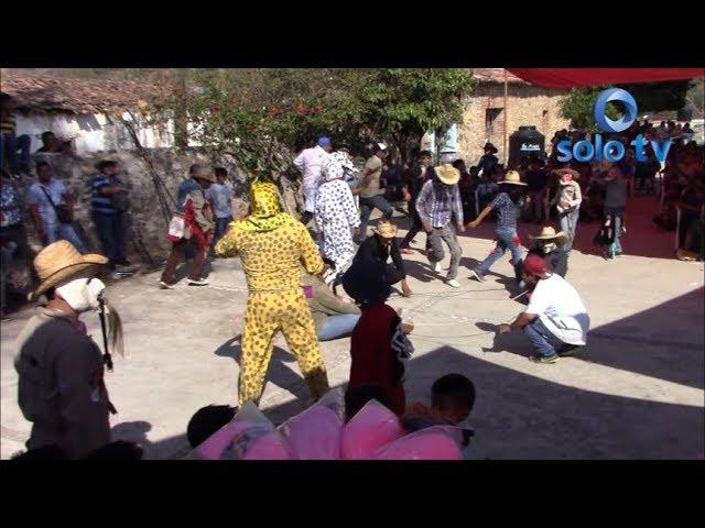 Danza de los Tecuanes de Taxco el Viejo.