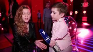 Елизавета Качурак. Интервью победителя после суперфинала - Голос.Дети - Сезон 4