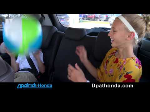 D-Patrick Honda Odyssey Television Commercial - Evansville Indiana