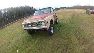 1967 K10/jimmy frame swap