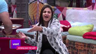 Bigg Boss 13 | Himanshi Sharing Parantha with Sid | Watch Unseen Undekha on VOOT