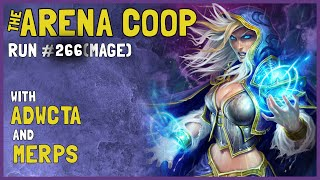 Hearthstone Arena Coop #266 (Mage)