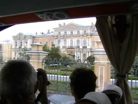 St Peterburg 1.Citytour.
