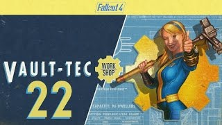 FALLOUT 4 (Vault-Tec Workshop) 22 : Apartments for the Amorous