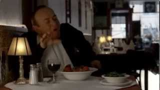 The Sopranos season 6 episode 19 Tony beats up coco