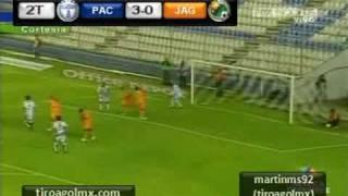 Pachuca vs Jaguares Clausura 2009 Jornada 16 5 1