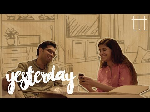 Yesterday | Short Film of the Day