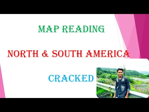 TRICK North-South America Map Reading!!!