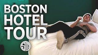 TSM Boston Hotel Tour