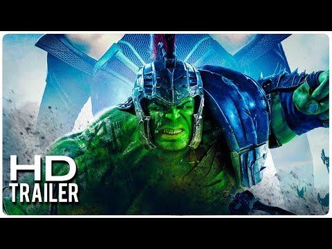 THOR RAGNAROK Trailer FINAL