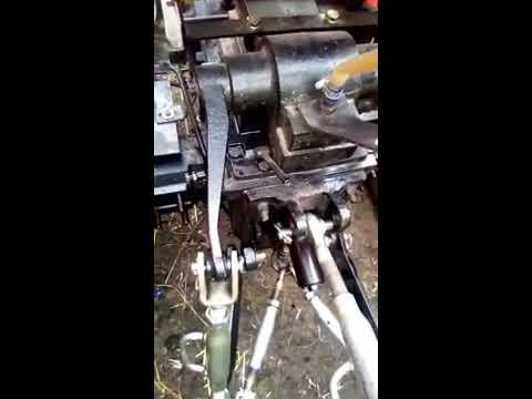 Шифенг 350L Гідравліка