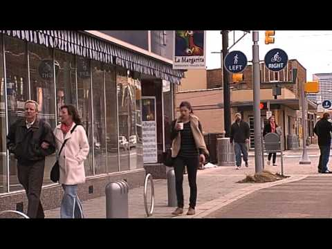 Fountain Square: From Down and Out to Up and Coming