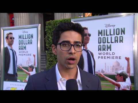Million Dollar Arm: Suraj Sharma