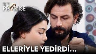 Reyhan Emir'in elinden yemek yiyor | Yemin 130. Bölüm