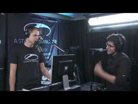 ASOT 450 - DJ Eco Interview