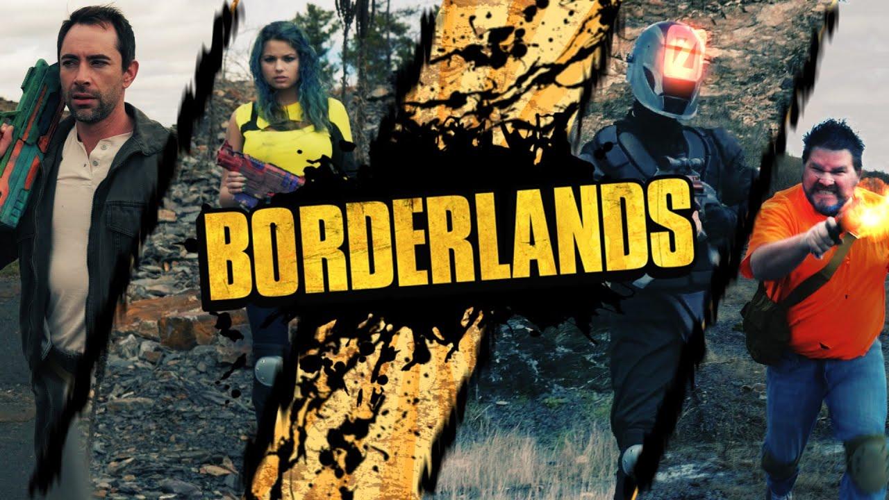 Going Legendary   A Borderlands Fan Film   Arkansas Short Film   2015