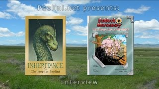 Christopher Paolini Interviews Howard Tayler