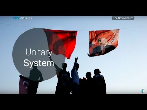 The Newsmakers: Turkey's presidential system