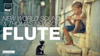 new world sound thomas newson flute jus now dub