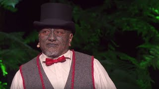 Mana: The power in knowing who you are | Tame Iti | TEDxAuckland video