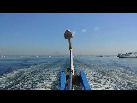 The Tour Guide & Viajero's between Batangas Port and Puerto Galera
