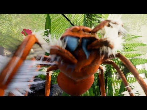 I AM A SPIDER!!! | Drunk On Nectar