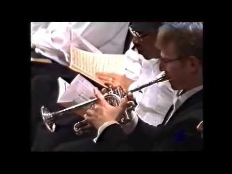 Trumpet Shall Sound. (Sung in Zulu)  Handel.