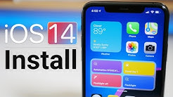 iOS 14 Public Beta is out! - How to install it