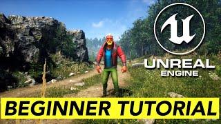 Unreal Engine 4 Beginner Tutorial: Getting Started screenshot 5