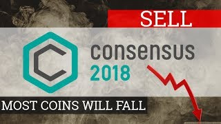 DON'T fall for the Consensus 2018 hype |  No explosion after? (Coindesk  Consensus 2018 )