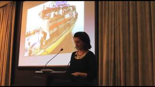 Jessie Taylor, Edmund Rice 2013 lecture, May 2