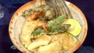 How To Make Tendon (japanese Tempura Rice Bowl Recipe) 天丼 作り方レシピ