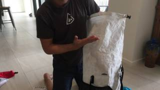 Gear Review of Hyperlite Mountain Gear's new 'Pack' Pods and Dyneema Stuff Sacks thumbnail