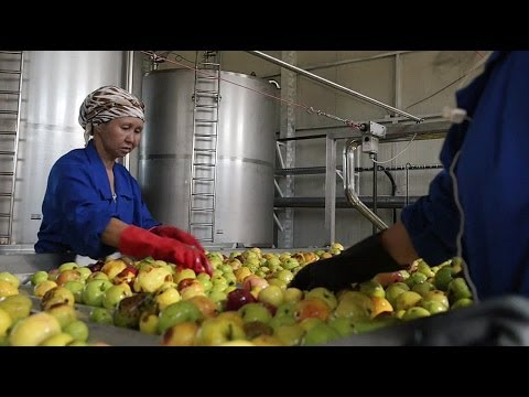 ADB and Kazakhstan: Developing the Agricultural Business Sector