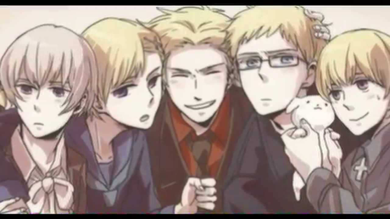 Fall Out Boy Wallpaper Hetalia Amv Nordics Immortals Youtube