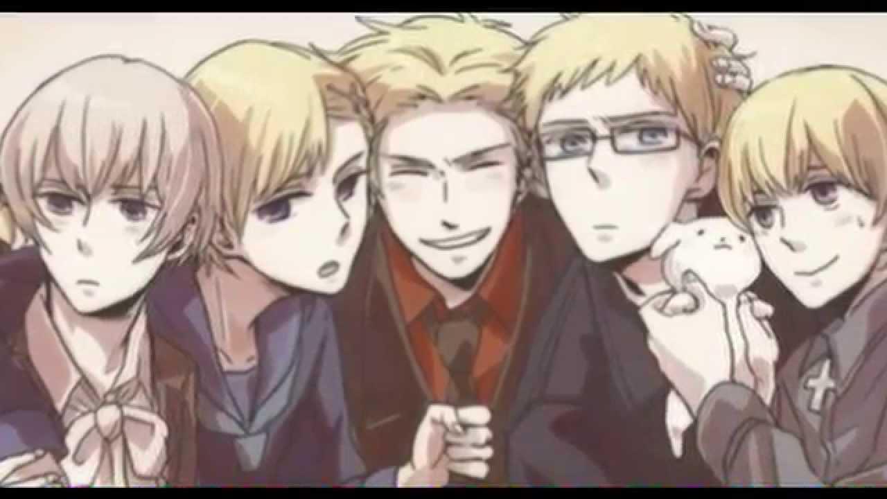 Sad Anime Boy Wallpaper Hetalia Amv Nordics Immortals Youtube