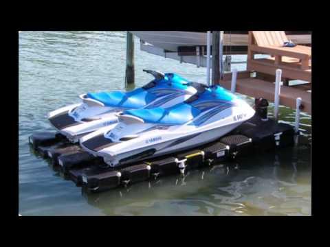 Pwc Lifts And Pwc Docks Youtube