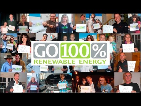 100% Renewable Energy - Global Thought Leaders & Citizens