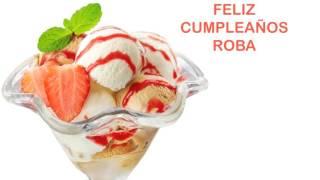 Roba   Ice Cream & Helados