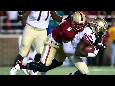 Harold Landry Is The Top Returning DE In 2017 | CampusInsiders