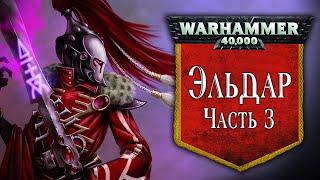 История Warhammer 40k: Эльдар, часть 3. Глава 38 «Общества Эльдар:Экзодиты, Иннари и Миры-корабли»