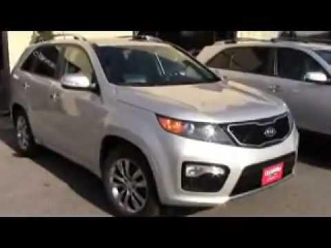 2012 Kia Sorento SX Review, Exhaust, Test Drive